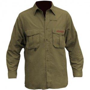 Seland Camisa pesca